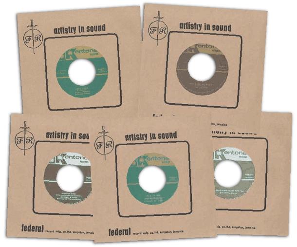 Kentone Records - Dub Store Inc