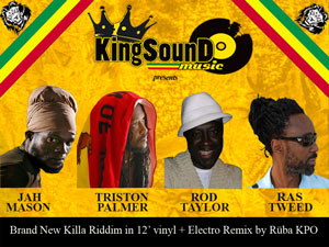 King Sound - Sign Up Riddim