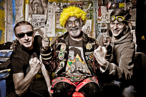 Lee Perry and ERM