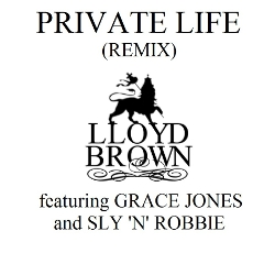 Lloyd Brown - Private Life