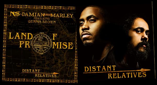 Damian Marley & Nas - Distant Relatives Lyrics and