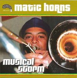 Matic Horns - Musical Storm