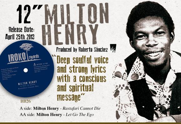 Milton Henry - Iroko Records