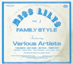 Miss Lily Family Style