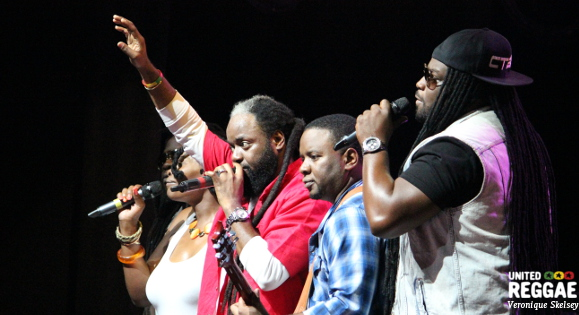 Morgan Heritage in London