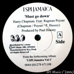 Harry Chapman and Ragnam Poyser - Must Go Down