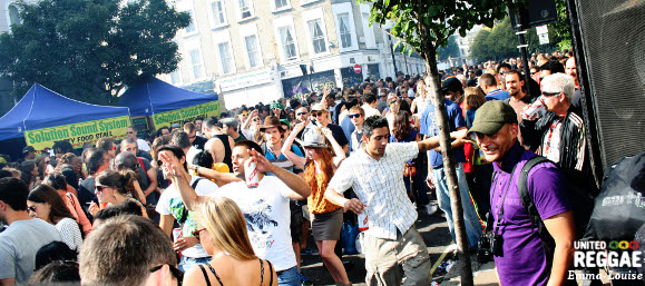 Nothing Hill Carnival 2012