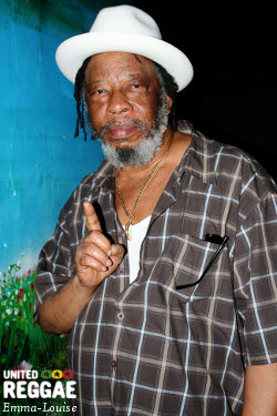 Enos McLeod at Nothing Hill Carnival 2012