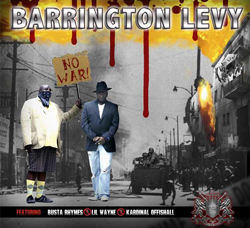 Barrington Levy is finally back!
