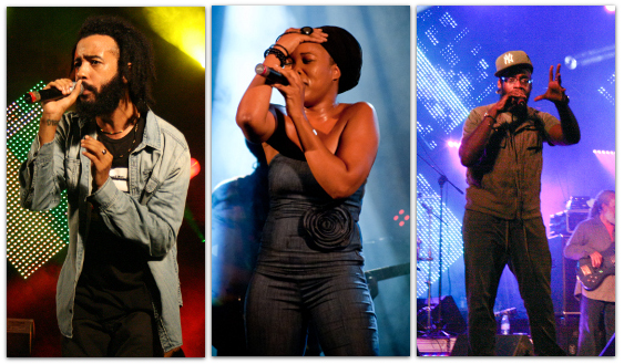 One Love Festival 2011