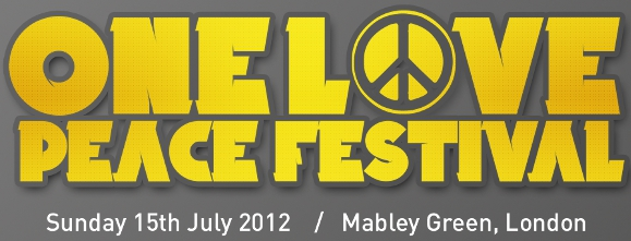 One Love Peace Festival 2012