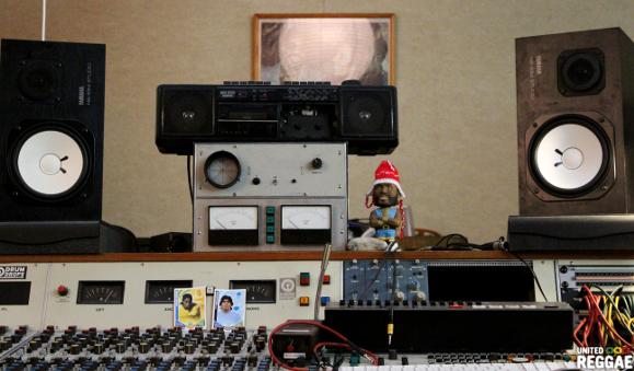 Prince Fatty studio