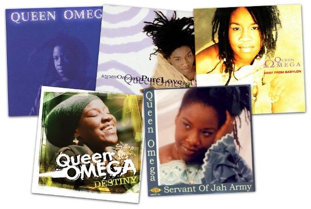 Queen Omega albums