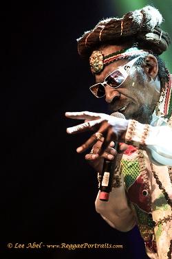 Bunny Wailer at Raggamuffins 2011