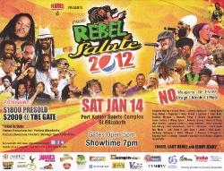Rebel Salute 2012