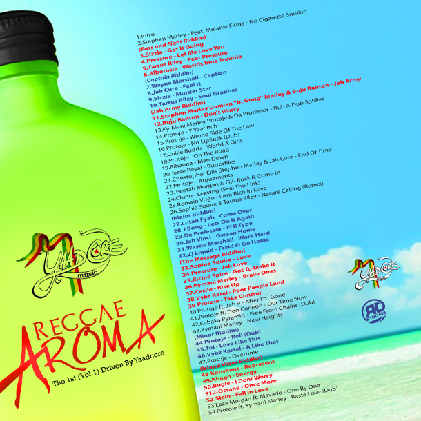 Reggae Aroma The First