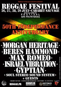 Reggae Festival Paris