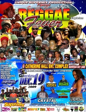 Reggae Fever On The Look Out For New Talent | United Reggae