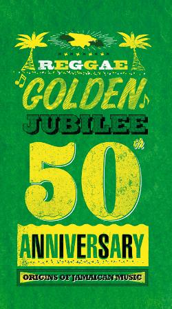 Reggae Golden Jubilee