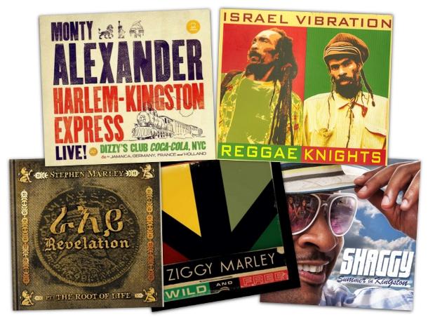Reggae Grammy 2012