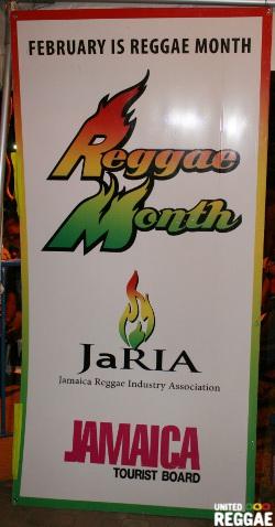 Reggae Month 2013