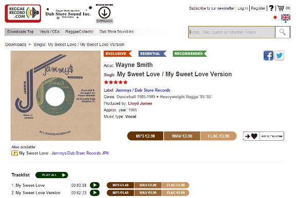 Reggae Record Download