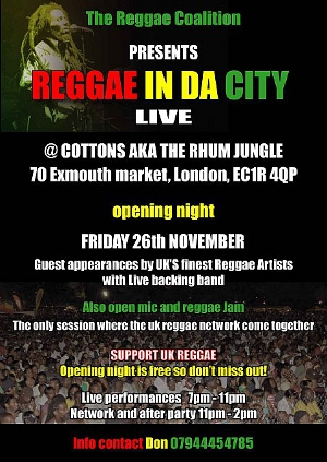 Reggae In Da City