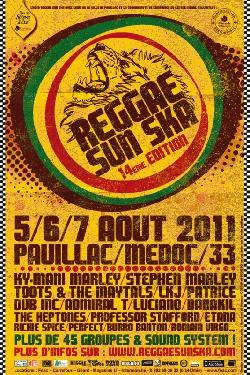 Reggae Sun Ska 2011