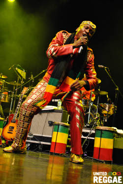Respect Jamaica 50 - Jimmy Cliff