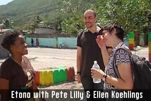 Etana with Riddim editors