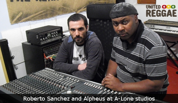 Roberto Sanchez and Alpheus