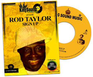 Rod Taylor - Sign Up