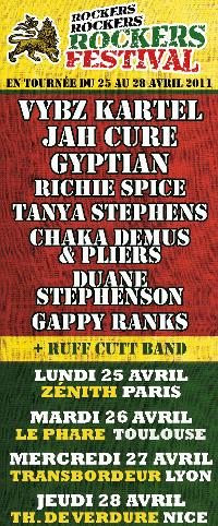 Rockers Rockers Rockers Festival
