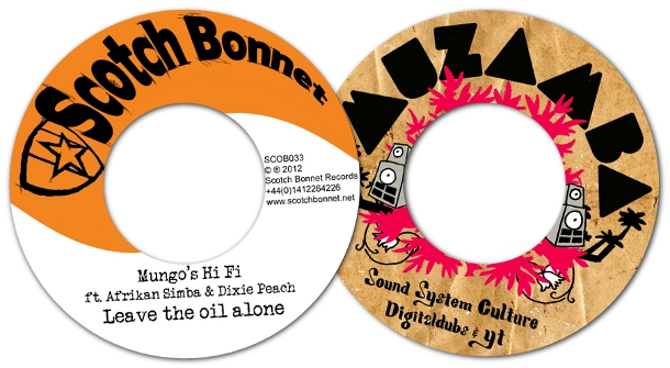Scotch Bonnet / Mungo's Hi Fi
