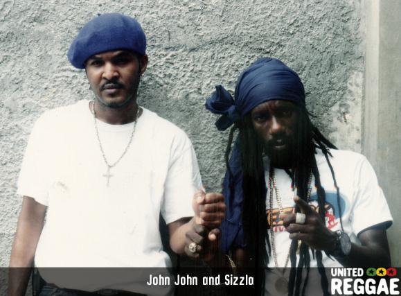 Sizzla and John John