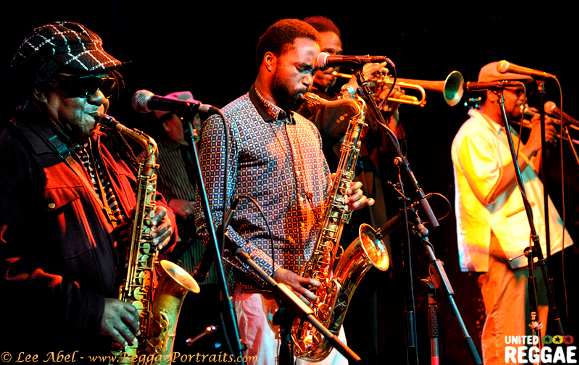 The Skatalites in San Francisco