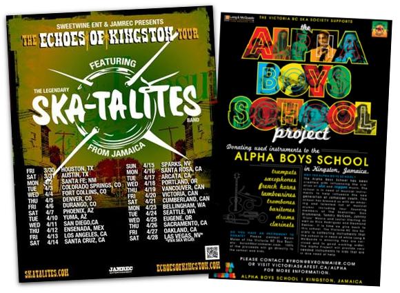 Skatalites Tour 2012