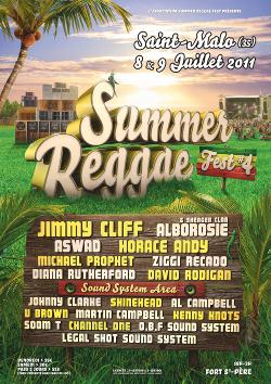 Summer Reggae Fest 4