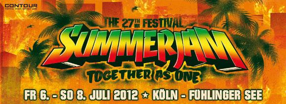 Summerjam 2012