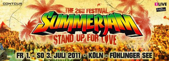 Summerjam 2011