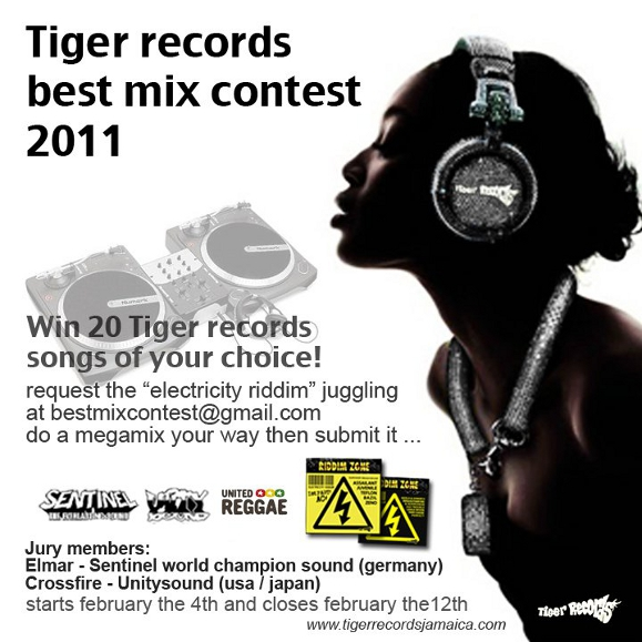 Tiger Records competition