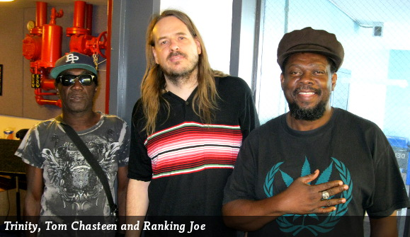 Interview The Dub Club S Tom Chasteen United Reggae