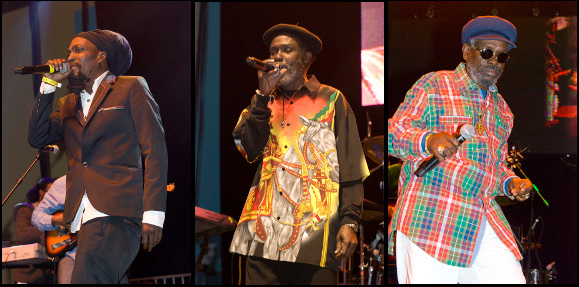 Tribute To The Reggae Legends
