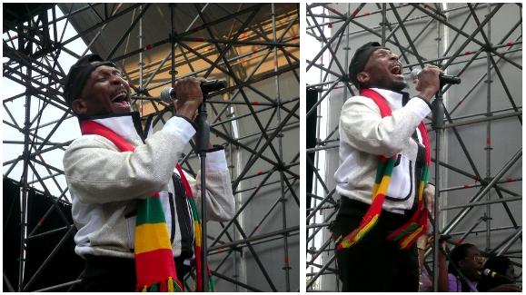 Jimmy Cliff - Upper Park Reggae Festival 2011