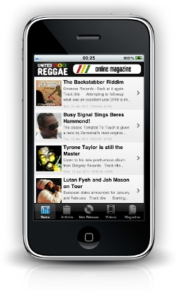 United Reggae Iphone