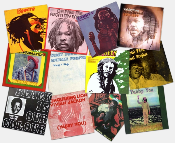 Yabby You albums