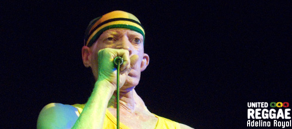 Yellowman in Brixton