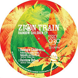 Zion Train - Rainbow Children
