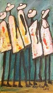 Roy Reid - Untitled XII