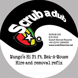 Eek A Mouse - Hire and Removal Refix 2012